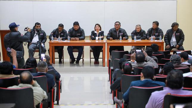 Ministra Barrios: En diciembre se iniciará plan de contingencia para darle valor al DPA Bahía Blanca en el Callao