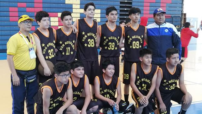 Lima y Huánuco definen mañana título escolar de baloncesto, categoría B