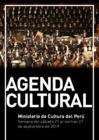 Ver informe Agenda cultural - semana del 21 al 27 de setiembre