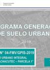"""Ver informe  Convocatoria del Concurso N° 04-FMV/GPIS-2019 Proyecto Urbano Integral """"Ciudadela Pachacutec-Parcela 1"""""""