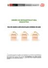 Ver informe Reporte Informativo sobre el uso de madera estructural para módulos de aula
