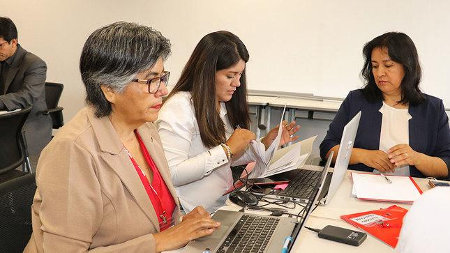 SERVIR brinda 120 vacantes para talleres de Gestión del Rendimiento – Etapa de Seguimiento