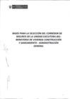 Ver informe Selección y Nombramiento del Corredor de Seguros de la Unidad Ejecutora 001: Ministerio de Vivienda, Construcción y Saneamiento – Administración General