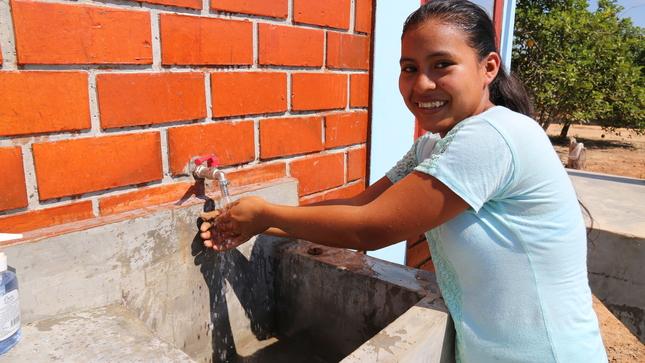 San Martín: Más de 4 mil peruanos de la provincia de Rioja contarán por primera vez con agua y saneamiento rural en sus viviendas
