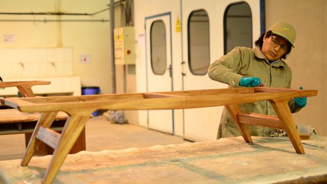 Más de 600 mujeres de Lima, Loreto y Ucayali trabajan en la transformación e innovación de la madera