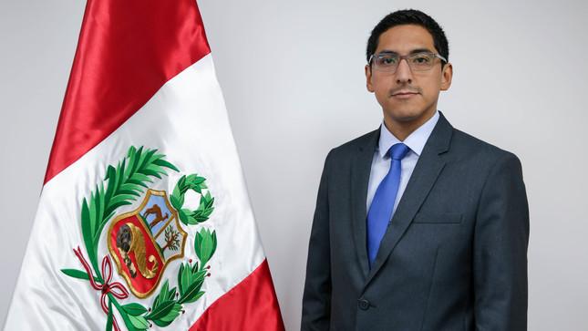 Econ. Carlos Ynga La Plata, nuevo Viceministro de Desarrollo e Infraestructura Agraria y Riego
