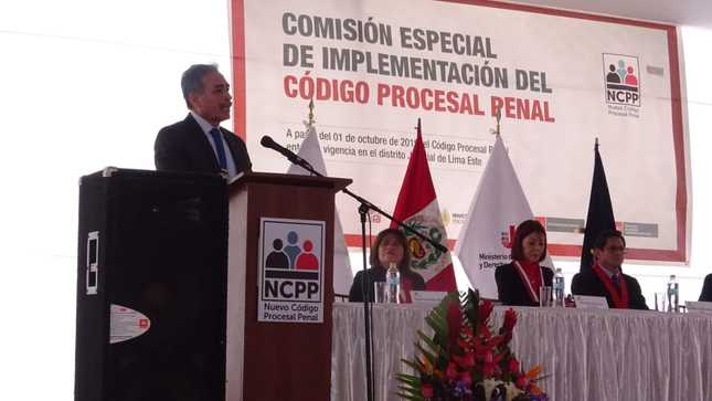 Más de 4,400 policías de Lima Este fueron capacitados en Nuevo Código Procesal Penal