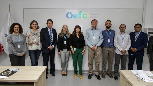 OEFA organiza el II Panel de intercambio técnico internacional en fiscalización ambiental