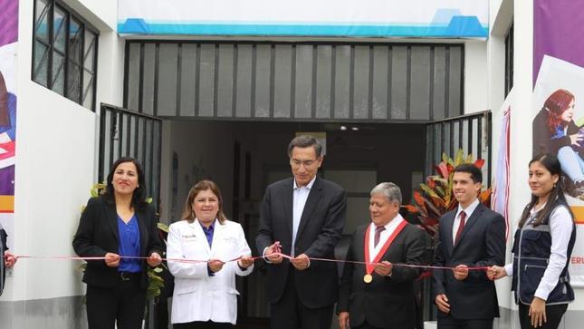 Minsa inauguró el primer Centro de Salud Mental Comunitario Universitario en la Universidad Mayor de San Marcos