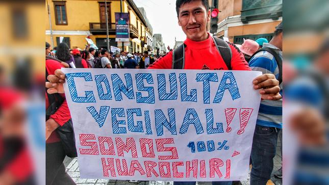PCM TOMARÁ LA MEJOR DECISIÓN PARA DEFINIR LÍMITES ENTRE HUAROCHIRÍ Y SAN JUAN DE LURIGANCHO