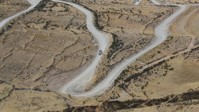 Gobierno ha ejecutado obras por 130 millones de soles en las zonas de intervención del Corredor Vial Sur