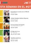 Ver informe Agenda del Gran Teatro Nacional - semana del 21 al 27 de octubre
