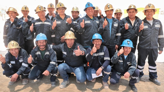 Amplían hasta el 31 de diciembre del 2021 el proceso de formalización de pequeños mineros y mineros artesanales
