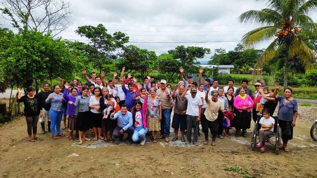 MINJUSDH atenderá a 319 comunidades afectadas por la violencia  1980-2000 con proyectos productivos y de infraestructura