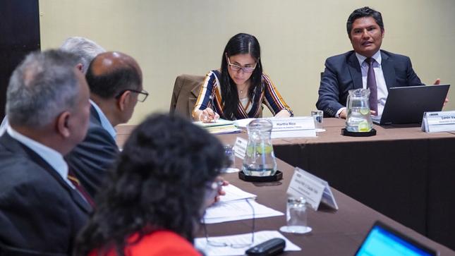 Comisión multisectorial liderada por Minem reforzará acciones de formalización minera y lucha contra la minería ilegal en La Libertad