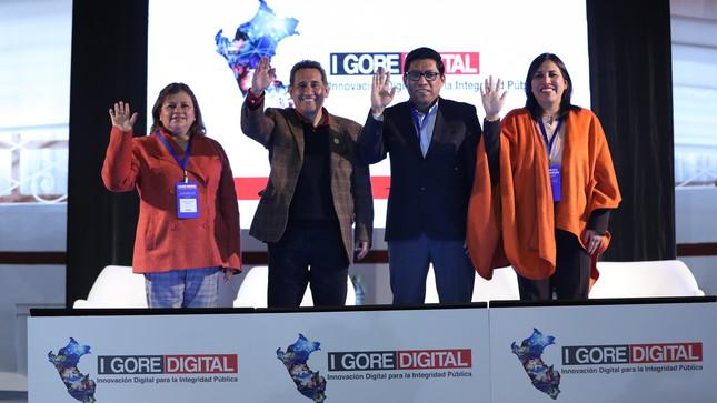 Vicente Zeballos: la innovación digital es una política de Estado que tiene que comprometer a todos los niveles de gobierno