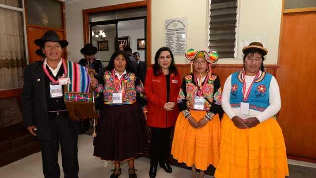 Puno: MIMP fortalece acciones de prevención ante violencia de género en zonas rurales