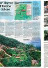 Ver informe Fuerzas Armadas y Policía Nacional liberan zona de El Tambo de mafias del oro
