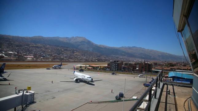 Aeropuerto Del Cusco Atiende Llegada Y Salida De Vuelos Con Normalidad Gobierno Del Peru
