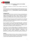 Ver informe Convocatoria: Lucha contra el Tráfico Ilícito de Bienes Culturales