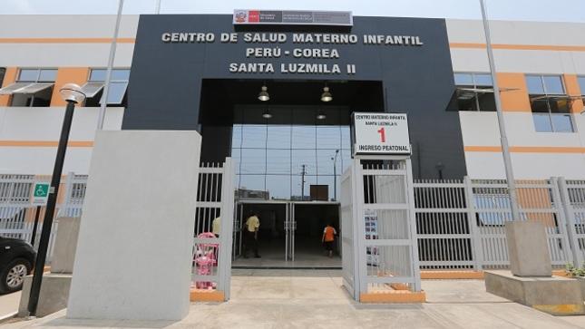 Minsa fortalece servicios en establecimientos de salud de primer nivel en  Lima Metropolitana | Gobierno del Perú