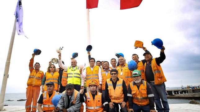 Vicente Zeballos reafirmó impulso al desarrollo de obras y proyectos en el marco del Plan Nacional de Competitividad