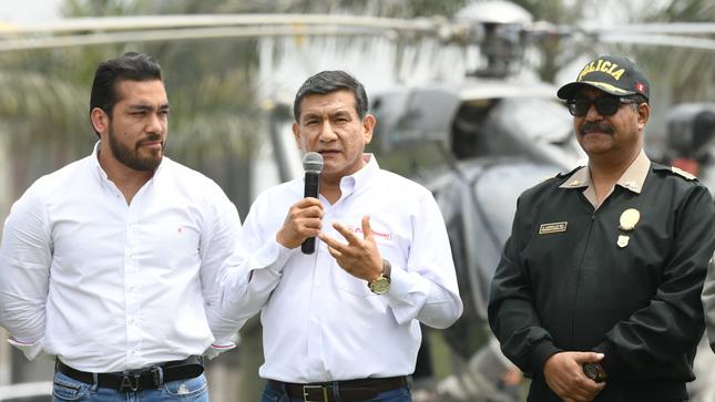 Ministro Morán anuncia iniciativa legal para separar de manera inmediata a malos policías