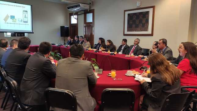 PCM alista Agenda Digital al Bicentenario