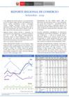 Ver informe Reportes de Comercio - Reporte Regional de Comercio - Setiembre 2019