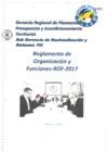 Vista preliminar de documento REGLAMENTO DE ORGANIZACIÓN Y FUNCIONES (ROF) DEL GOBIERNO REGIONAL DE PASCO