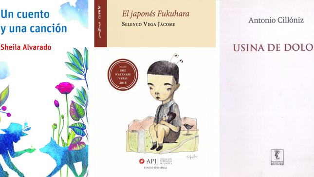 Ministerio de Cultura anuncia a los ganadores del Premio Nacional de Literatura 2019