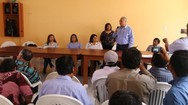 Ejecutivo amplía vigencia del Grupo de Trabajo  del Sector Tumilaca