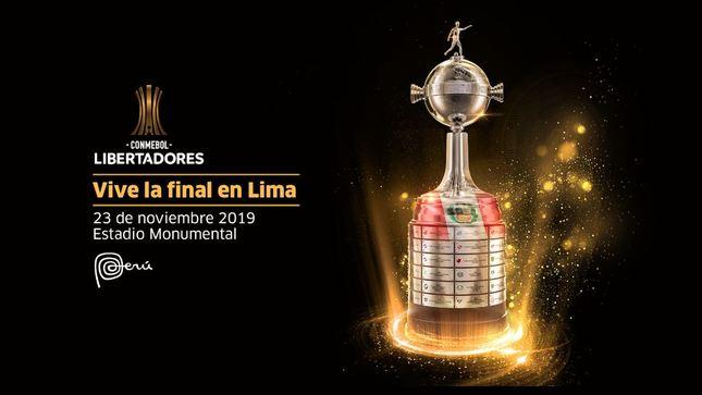 Perú presenta acciones de promoción ante próxima final de Copa Libertadores