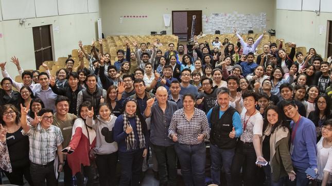 MINAM establece hoja de ruta con jóvenes para su participación en la gestión integral del cambio climático del país