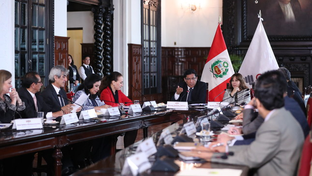 Comisión de Alto Nivel Anticorrupción adopta acciones para enfrentar la corrupción vinculada a la violencia de género