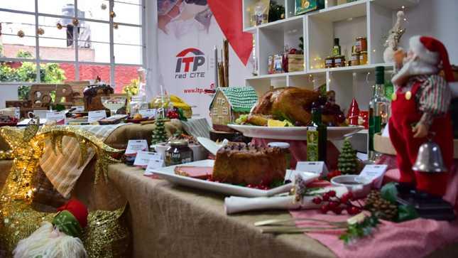 ITP presentó panetón elaborado con harina de banano, pasas de arándano y cascarilla de naranja