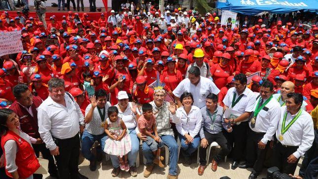 Presidente Vizcarra: Acciones de reforestación en zonas vulneradas por la minería ilegal son medidas necesarias para proteger nuestra Amazonía