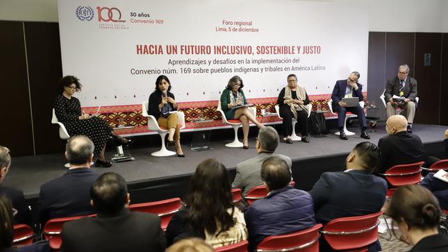 Ministerio de Cultura: Consulta previa es un medio para garantizar los derechos de los pueblos indígenas