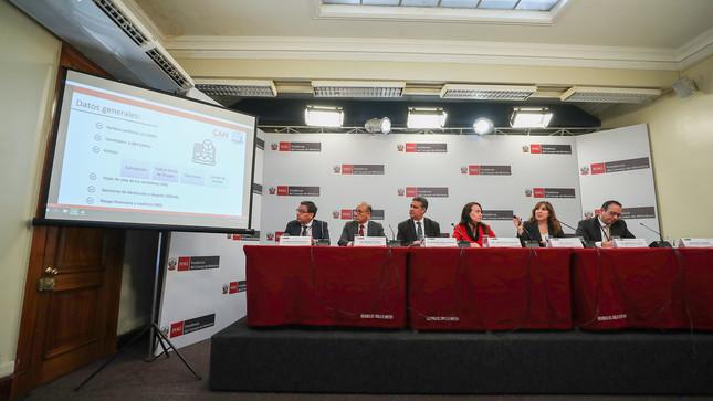 Secretaría de Integridad Pública y Comisión de Alto Nivel Anticorrupción lanzan plataforma Candidatos 2020