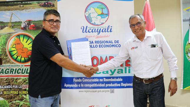 Empresario acuícola que recibió asistencia del ITP obtiene financiamiento por más de 270 mil soles para mejora del paiche