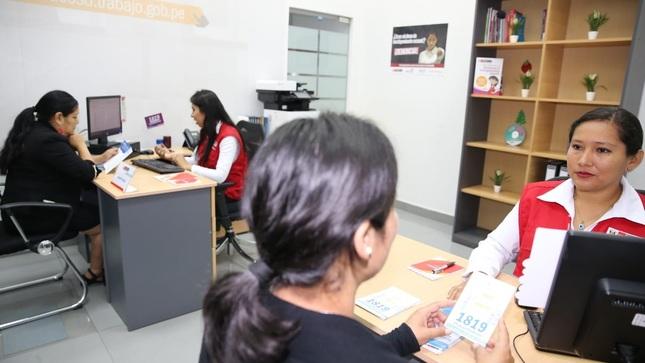 Ministra Cáceres: 95 % de casos de hostigamiento sexual laboral denunciados corresponde a mujeres trabajadoras