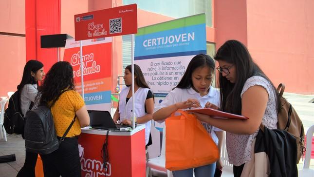 MTPE acerca oferta laboral a más de 10 mil personas en Lima Metropolitana