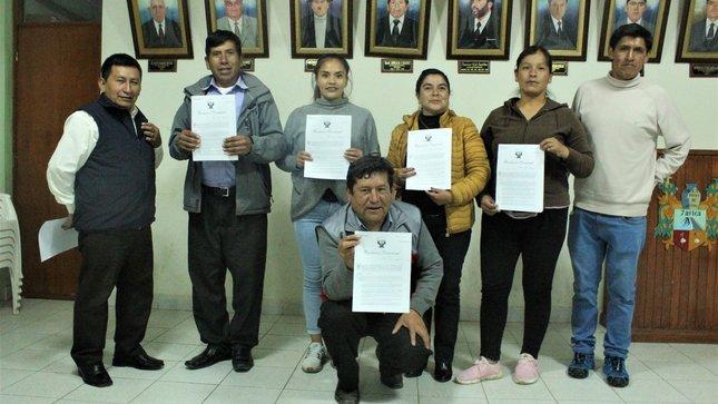 ENTREGA RESOLUCIÓN DIRECTORAL DE DIGESA