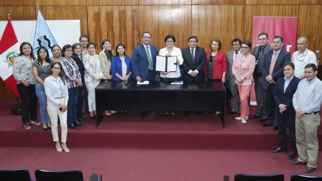 Instituto Peruano de Energía Nuclear recibe resolución de inicio en el Régimen del Servicio Civil