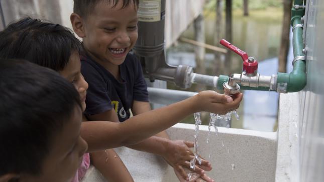 Más de 124 mil Peruanos se Beneficiaron con Obras de Agua y Saneamiento Rural en 17 regiones durante el 2019