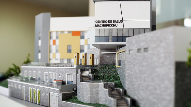 Minsa firma contrato para iniciar la construcción del Nuevo Centro de Salud Machupicchu