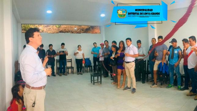 CREACIÓN DE LABORATORIO DE CÓMPUTO DE LA I.E. 17299 DE NUEVO BELEN, DEL DISTRITO DE LONYA GRANDE – PROVINCIA DE UTCUBAMBA – AMAZONAS