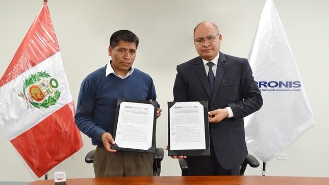 Nuevo centro de salud en Apurímac beneficiará a más de 4 mil ciudadanos