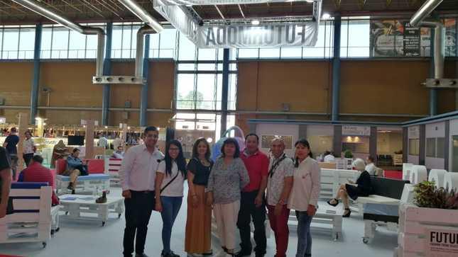 ITP: Empresarios arequipeños del sector cuero y calzado visitaron feria Futurmoda en España