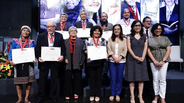 """Ministerio de Cultura otorga reconocimiento  """"Personalidad Meritoria de la Cultura"""" a siete personajes peruanos"""
